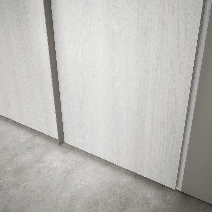 Lateral hinged door Orme