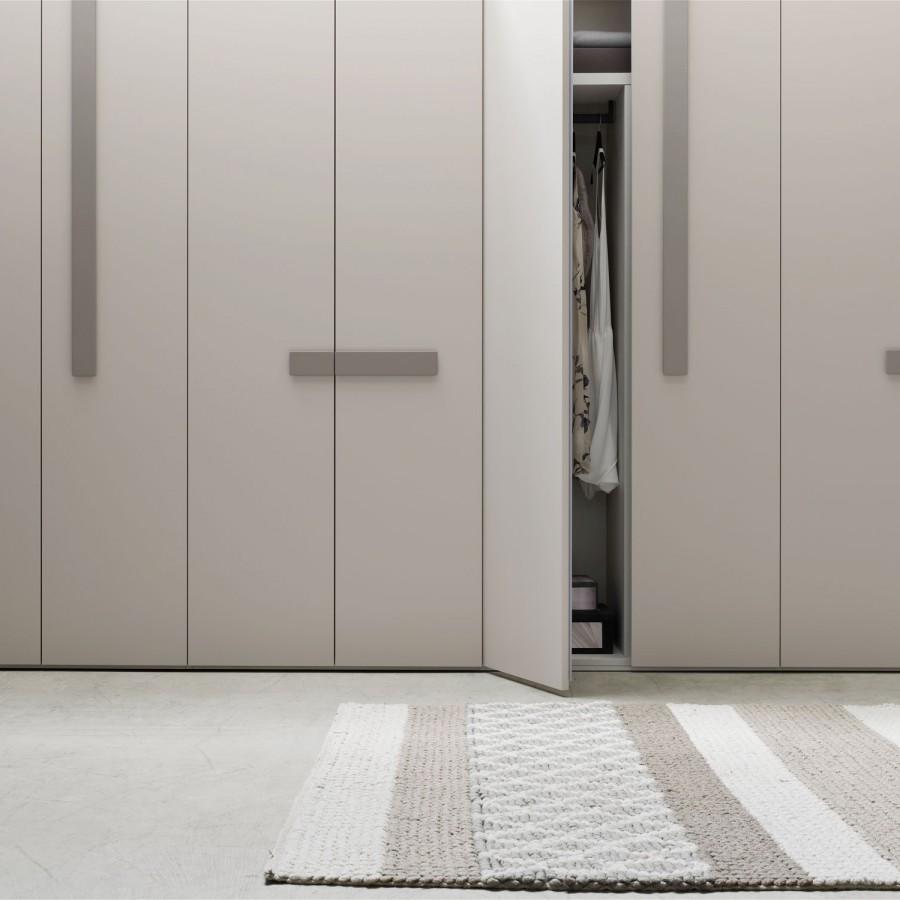 Line hinged door - Orme