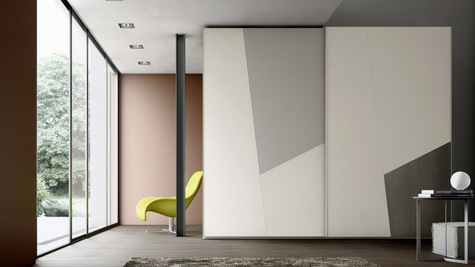 Diago sliding door Orme