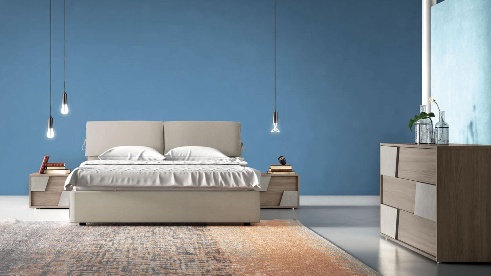 Entdecken <italic>Sie die neue Kollektion</italic> Light Schlafbereich
