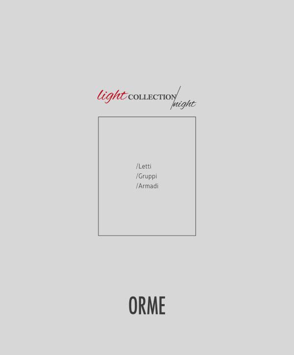 Programma Light Notte Orme